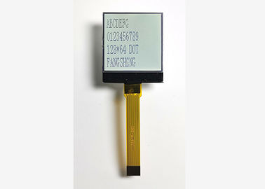 Dot Matrix FSTN 128x64 Pixels Graphic COG LCD Module