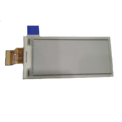 2.9 Inch 128x296 0.226*0.227 Pixel Pitch E Ink Display Module